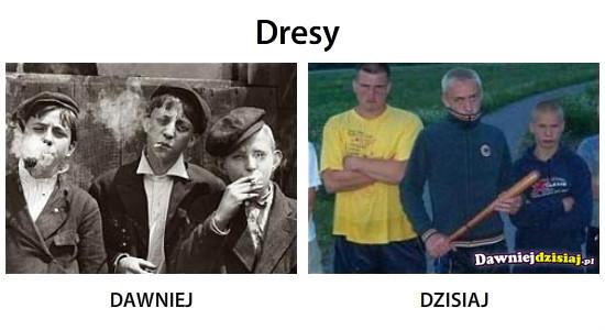 Dresy –