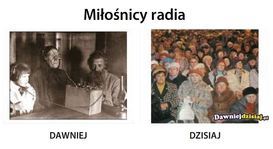 Miłośnicy radia –