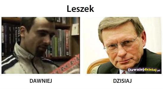 Leszek –