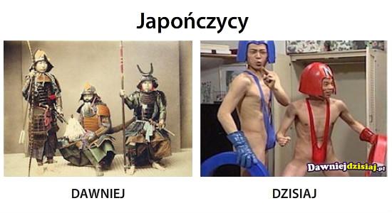 Japończycy –