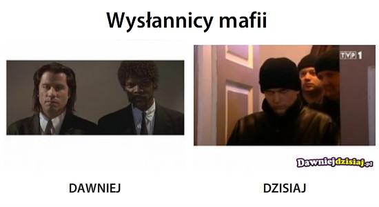 Wysłannicy mafii –