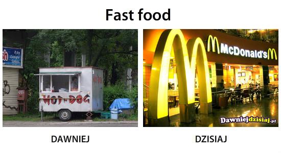 Fast food –