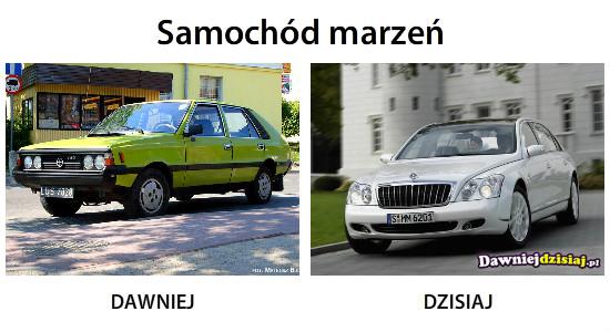 Samochód marzeń –