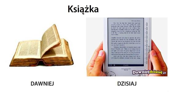 Książka –