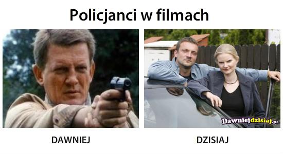 Policjanci w filmach –