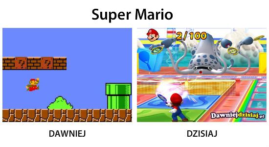 Super Mario –