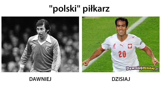 """""""polski"""" piłkarz –"""