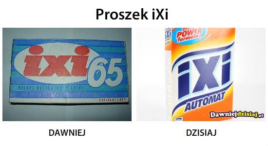 Proszek iXi –