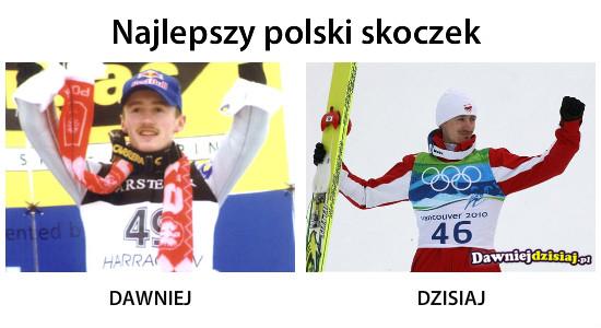 Najlepszy polski skoczek –