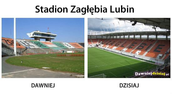 Stadion Zagłębia Lubin –