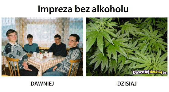 Impreza bez alkoholu –