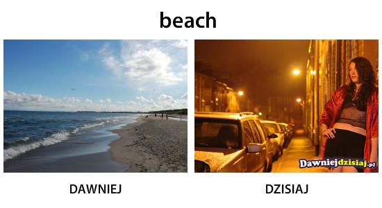 Beach –