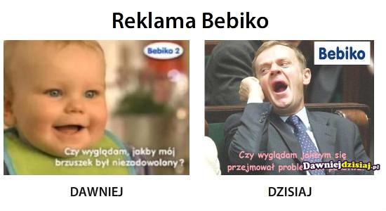 Reklama Bebiko –