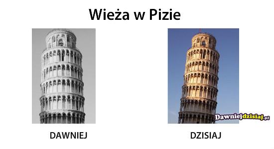 Wieża w Pizie –
