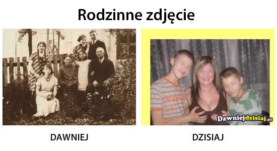 Rodzinne zdjęcie –