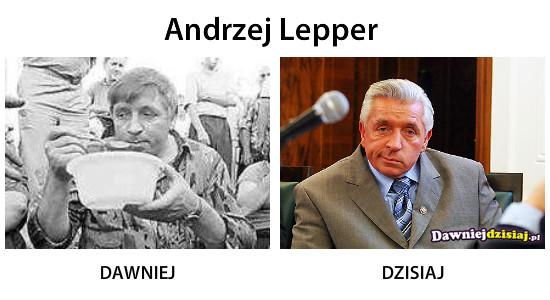 Andrzej Lepper –