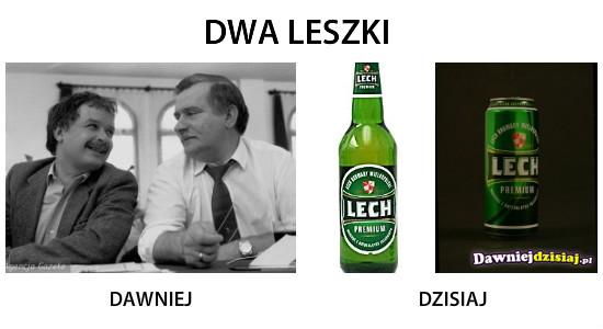 DWA LESZKI –