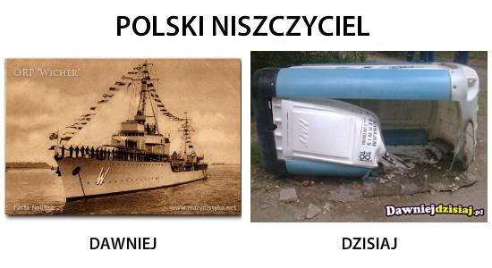 POLSKI NISZCZYCIEL –