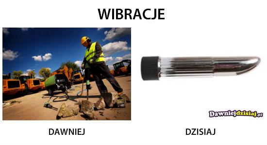 WIBRACJE –