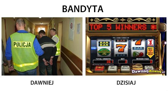 BANDYTA –