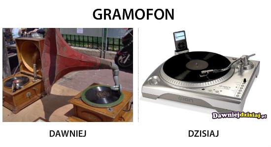 GRAMOFON –