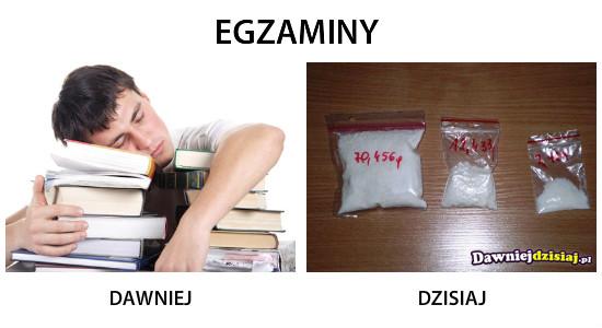 EGZAMINY –