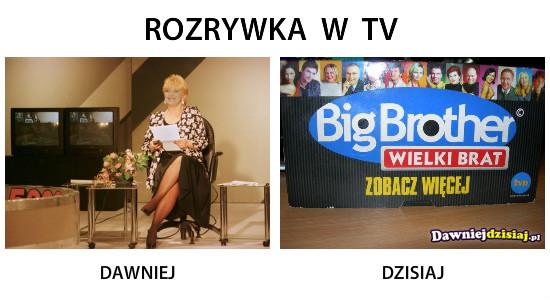 ROZRYWKA  W  TV –