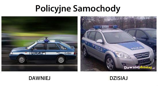 Policyjne Samochody –