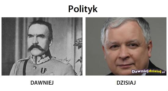 Polityk –