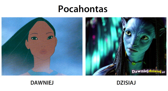 Pocahontas –