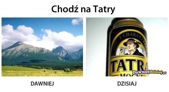 Chodź na Tatry –