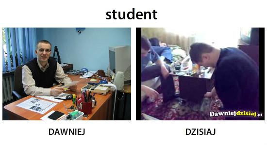 Student –
