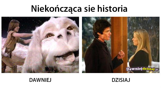 Niekończąca sie historia –
