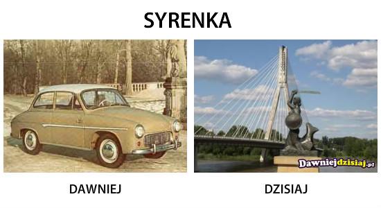 SYRENKA –
