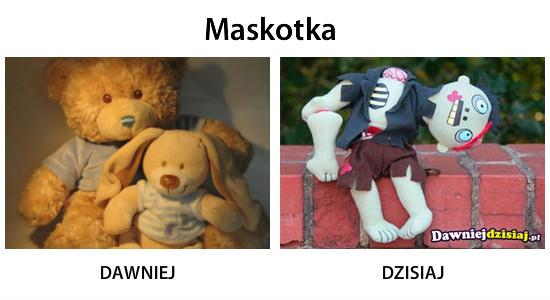 Maskotka –