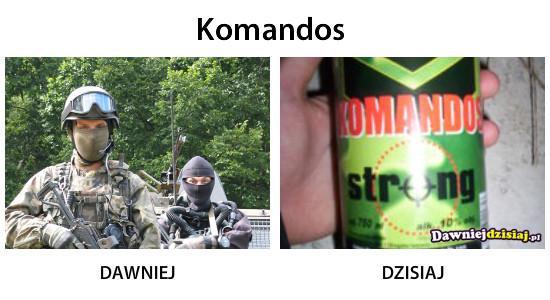 Komandos –