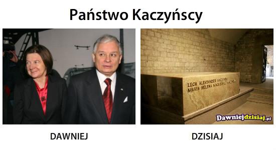 Państwo Kaczyńscy –