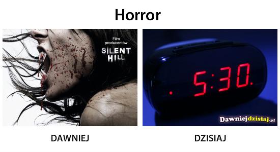 Horror –