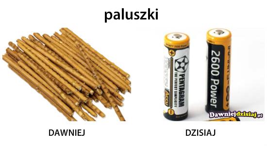 Paluszki –