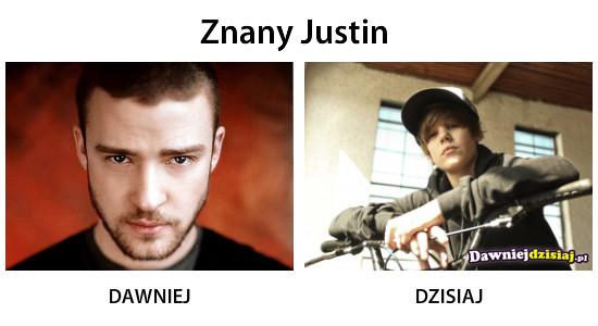 Znany Justin –