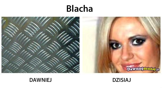 Blacha –