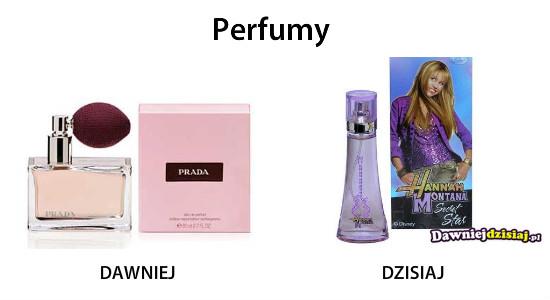 Perfumy –