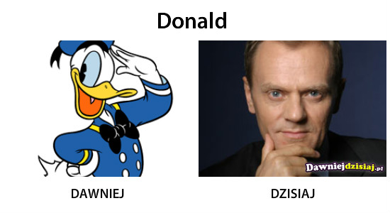 Donald –