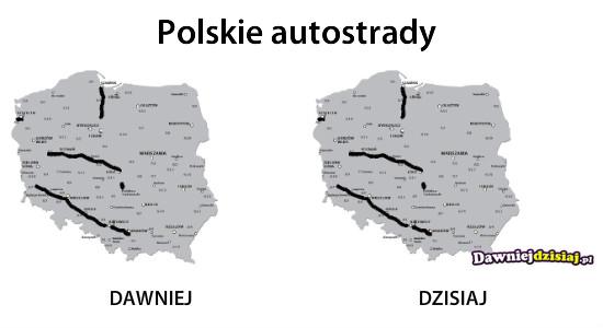 Polskie autostrady –