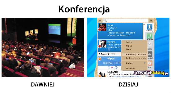 Konferencja –
