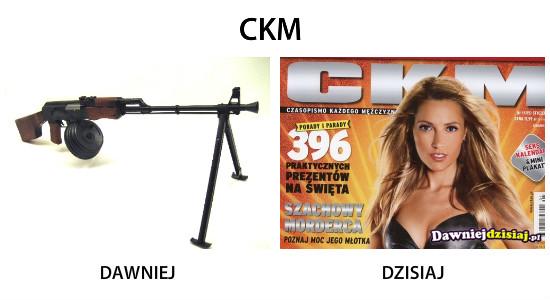 CKM –