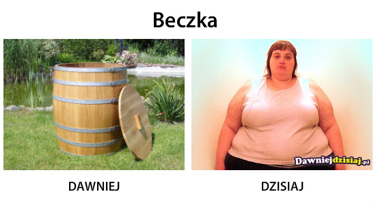 Beczka –