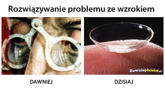 Rozwiązywanie problemu ze wzrokiem –