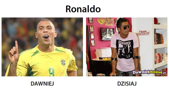 Ronaldo –