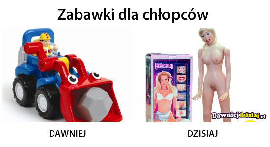 Zabawki dla chłopców –